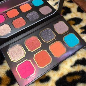 🆕 Dominique Cosmetics Celestial Thunder palette